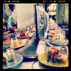 Photo taken at Moshi Moshi by Daniela M. on 10/5/2012