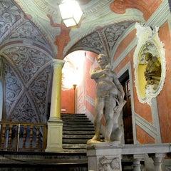 Photo taken at Palais Lascaris by Nice Tourisme on 6/7/2013