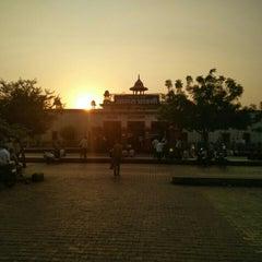 Photo taken at Agra | आगरा |آگره by Schmmuck on 10/1/2015