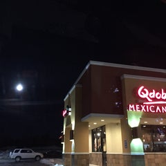 Photo taken at Qdoba Mexican Grill by Corby B. on 1/24/2016
