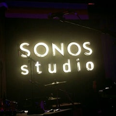 Photo taken at Sonos Studio by Crystal L. on 10/13/2015