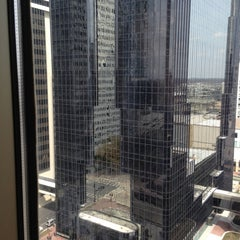 Photo taken at Hilton Charlotte Center City by Michael S. on 3/30/2013