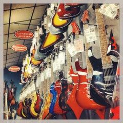 Photo taken at Guitar Center by Ryan K. on 9/2/2013