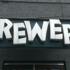 Photo taken at 75th Street Brewery by Benton on 4/7/2013