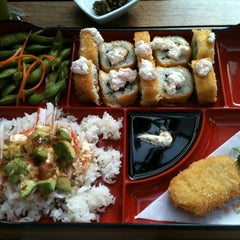 Photo taken at Sushi Itto by Rox M. on 12/13/2012