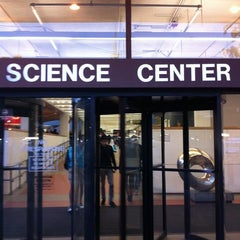 Photo taken at Harvard Science Center by William M. on 9/24/2012