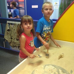 Photo taken at Children's Museum Of South Carolina by Peter G. on 8/9/2013