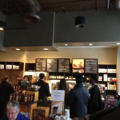 Photo taken at Starbucks by Nicholas L. on 2/13/2013