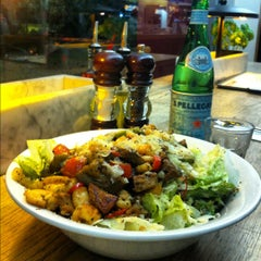 Photo taken at Vapiano by Nevin Y. on 12/5/2012