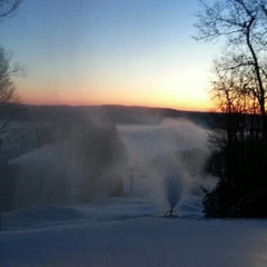 Photo taken at Holiday Valley Resort by Pat M. on 12/13/2012
