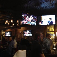Photo taken at Brownstone Tavern & Grill by Jenny J. on 5/5/2013