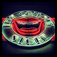 Photo taken at The Comedy Store by Brett V. on 5/13/2013