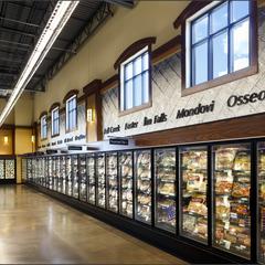 Photo taken at Mega Foods East by Justin J. on 9/9/2015