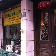 Photo taken at Bít Tết Bảo Lâm by Huy N. on 1/16/2013