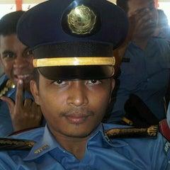 Photo taken at Sekolah Tinggi Pertanahan Nasional (STPN) by aDie w. on 9/19/2012