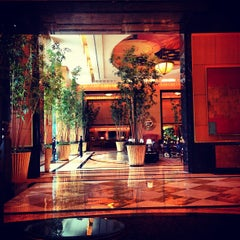 Photo taken at Hotel Mulia Senayan, Jakarta by tareq a. on 3/4/2013