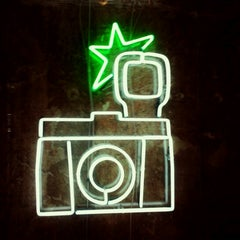 Photo taken at Lomography Gallery Store by Kariane P. on 5/4/2013
