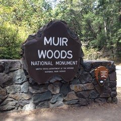 Photo taken at Muir Woods National Monument by Brian F. on 8/24/2013