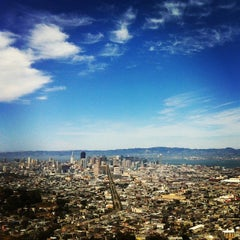 Photo taken at Twin Peaks Summit by Jean-Sebastien C. on 6/16/2013