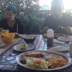 Photo taken at Marcela's Cafe & Bakery by Ben F. on 11/30/2012