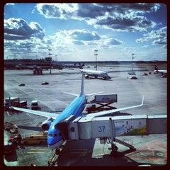 Photo taken at Терминал E / Terminal E by Alexey S. on 5/1/2013