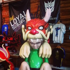 Photo taken at Meltdown Comics and Collectibles by MrFJ D. on 6/19/2013