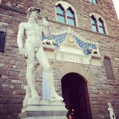 Photo taken at Palazzo Vecchio by Viru K. on 10/18/2012