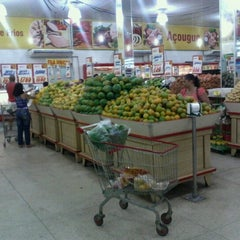 Photo taken at Bom Dia Supermercado by Mytchell c. on 2/7/2013