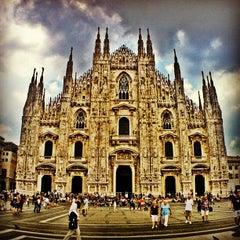 Photo taken at Duomo di Milano by Yaroslav R. on 7/19/2013