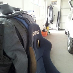 Photo taken at AB Motorsport by Slysoft on 3/1/2014