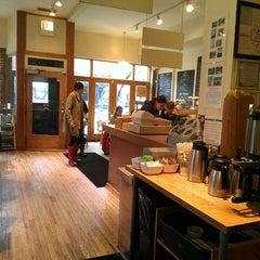 Photo taken at Milk & Honey Café by Marizza R. on 3/10/2013