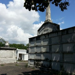 Photo taken at Lafayette Cemetery No. 1 by Terrence on 5/21/2013