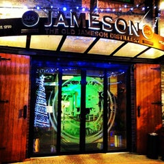 Photo taken at Old Jameson Distillery by Jeannie B. on 12/28/2012