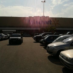 Photo taken at Walmart by Vinícius A. on 11/24/2012