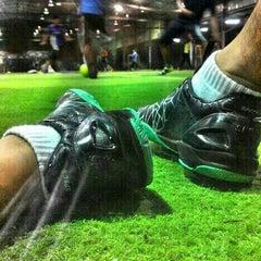 Photo taken at Futsal Masterscaff by Achad ♠. on 11/2/2015
