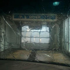 Photo taken at Touch Free Car Wash by Roxanne P. on 3/28/2013