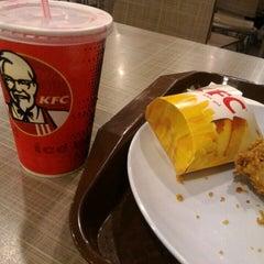 Photo taken at KFC by Nazirah Z. on 9/11/2015