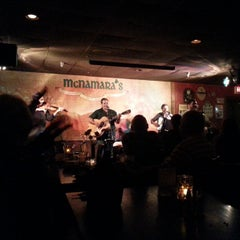 Photo taken at McNamara's Irish Pub by Chris S. on 5/26/2013