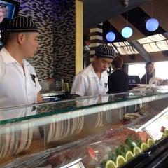 Photo taken at Xaga Sushi & Asian Fusion by seth m. on 10/24/2014