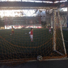 Photo taken at Arsenal Soccer Schools by Candi P. on 12/26/2014