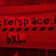 Photo taken at Hackerspace Brussels @hsbxl by Daniel Z. on 2/2/2013