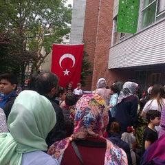 Photo taken at Ali Suavi İÖO by Habibe Nehir S. on 4/23/2016