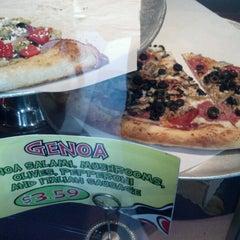 Photo taken at Pizza Schmizza - Hillsboro Airport by LoLo on 10/13/2012