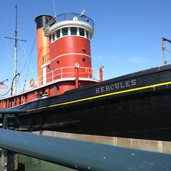 Photo taken at Hercules Tug Boat by Mônica G. on 3/12/2013