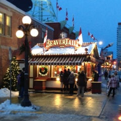 Photo taken at BeaverTails by Mike M. on 12/26/2012