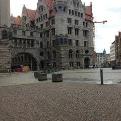 Photo taken at Burgplatz by danny f. on 4/10/2013