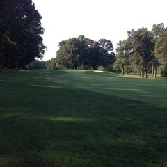 Photo taken at Reston National Golf Course by Patrick B. on 8/16/2014