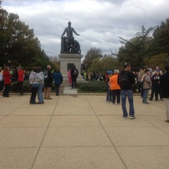 Photo taken at Lincoln Park by Erika V. on 11/3/2012