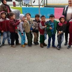 Photo taken at Remzi Zümrüt İlk Öğretim Okulu by Refiye A. on 2/18/2016