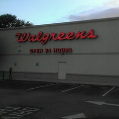 Photo taken at Walgreens by Patricia B. on 10/20/2012